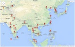 Site Visitors - Asia Pacific