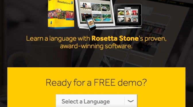 Rosetta Stone Language Learning Software